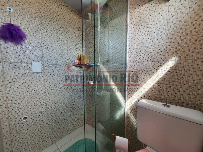 WhatsApp Image 2021-08-09 at 1 - Excelente casa duplex, terraço e vaga - PACN30079 - 20