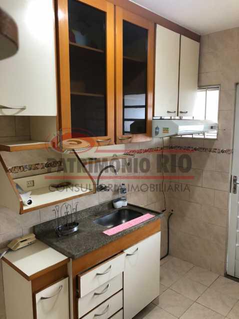 WhatsApp Image 2021-08-06 at 1 - 2 quartos casa em condomínio fechado - PACN20144 - 20
