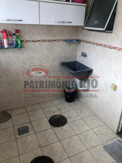 WhatsApp Image 2021-08-06 at 1 - 2 quartos casa em condomínio fechado - PACN20144 - 23