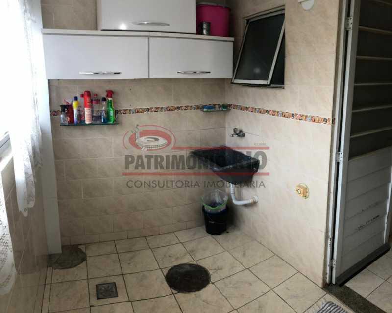 WhatsApp Image 2021-08-06 at 1 - 2 quartos casa em condomínio fechado - PACN20144 - 24