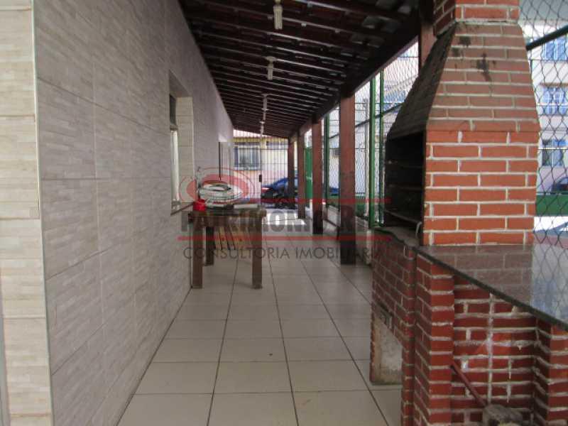 IMG_1427 - 2 Quartos com garagem próximo do metrô - PAAP24557 - 20