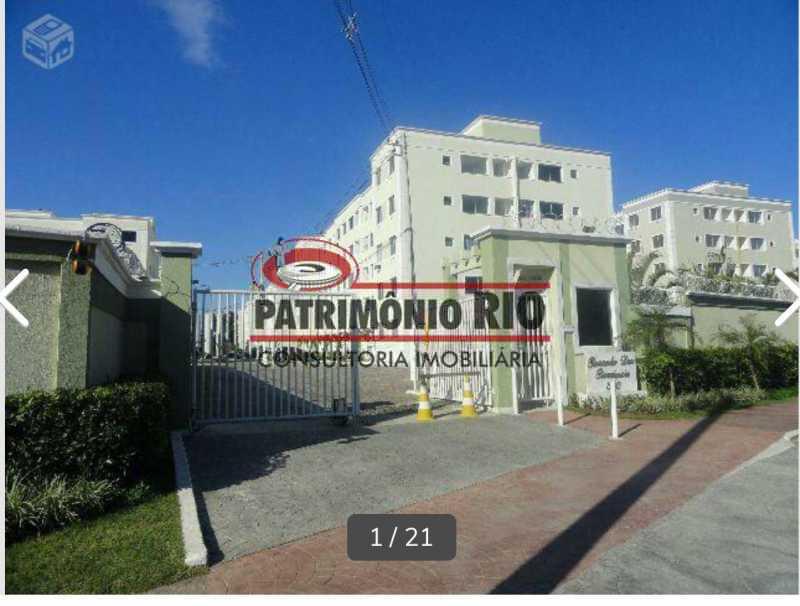 rx 40 - Recanto dos Rouxinóis 2 quartos - PAAP24559 - 17