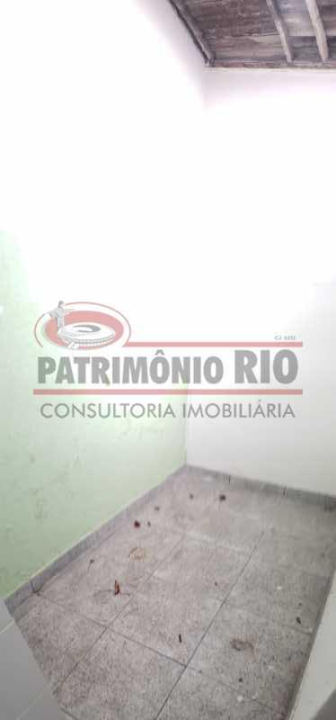 20210805_113747 - Casa 1 quarto à venda Vista Alegre, Rio de Janeiro - R$ 200.000 - PACA10095 - 22