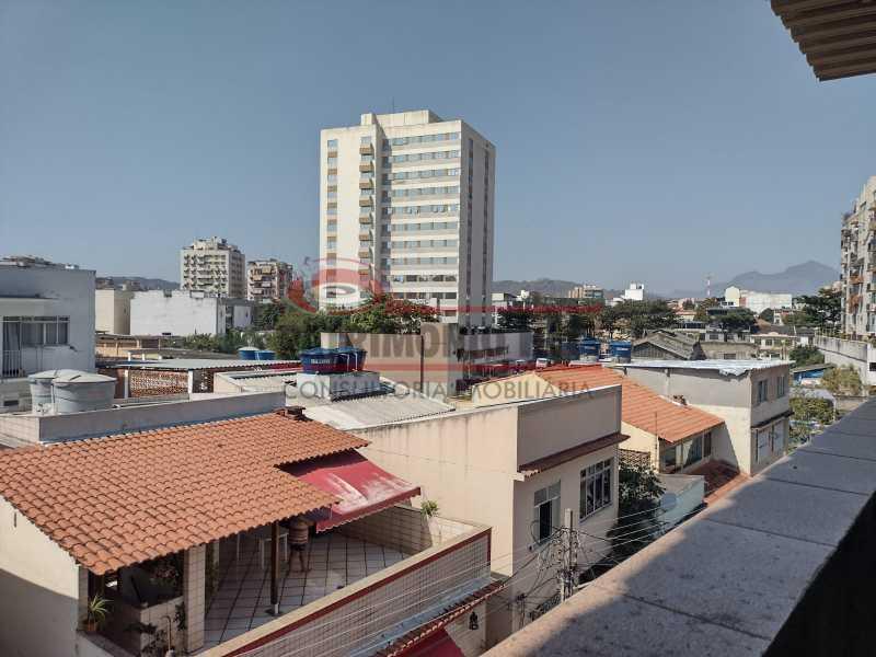 oba 34 - Ótima Casa 4 Quartos Vista Alegre - PACN40035 - 29