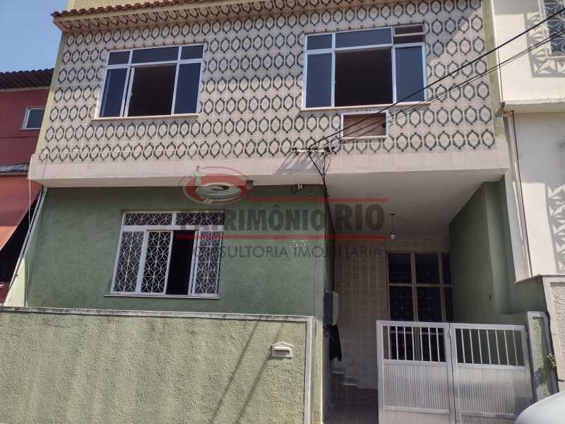 oba1 - Ótima Casa 4 Quartos Vista Alegre - PACN40035 - 1