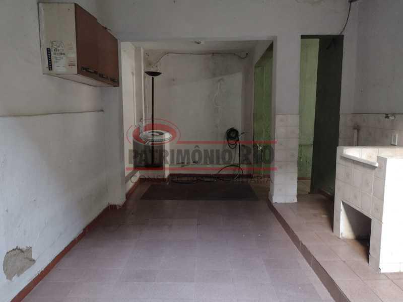 oba4 - Ótima Casa 4 Quartos Vista Alegre - PACN40035 - 21