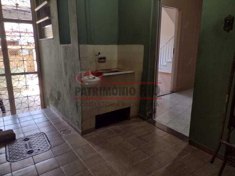 oba6 - Ótima Casa 4 Quartos Vista Alegre - PACN40035 - 26