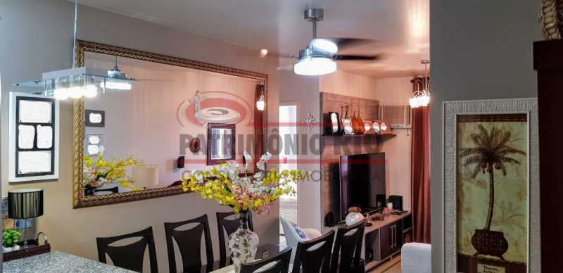WhatsApp Image 2021-08-21 at 1 - Excelente Apartamento 3 Quartos Norte Villagge - PAAP31171 - 5