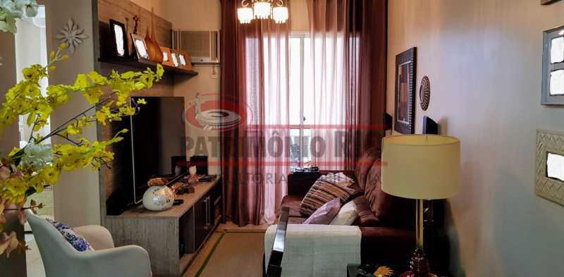 WhatsApp Image 2021-08-21 at 1 - Excelente Apartamento 3 Quartos Norte Villagge - PAAP31171 - 1