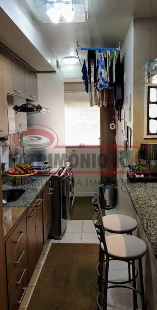 WhatsApp Image 2021-08-21 at 1 - Excelente Apartamento 3 Quartos Norte Villagge - PAAP31171 - 21