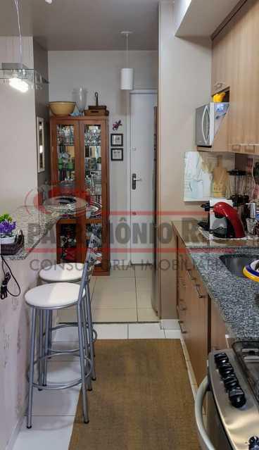 WhatsApp Image 2021-08-21 at 1 - Excelente Apartamento 3 Quartos Norte Villagge - PAAP31171 - 23