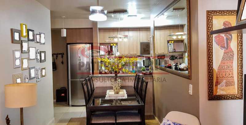 WhatsApp Image 2021-08-21 at 1 - Excelente Apartamento 3 Quartos Norte Villagge - PAAP31171 - 4