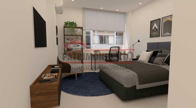 58e0c8818f43c0db-quarto_03[1] - Apartamento semi-luxo, 2 quartos (1 suíte), vaga de garagem, Copacabana - PAAP24590 - 3