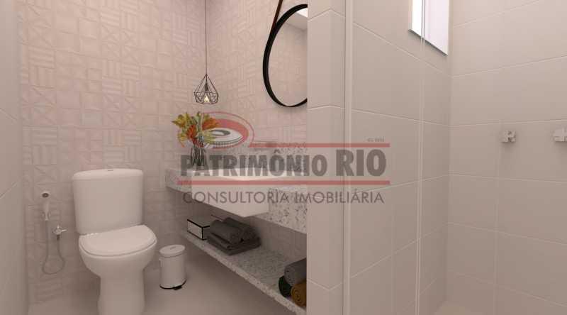 71df1ba52a92c8df-banheiro_02_1 - Apartamento semi-luxo, 2 quartos (1 suíte), vaga de garagem, Copacabana - PAAP24590 - 18