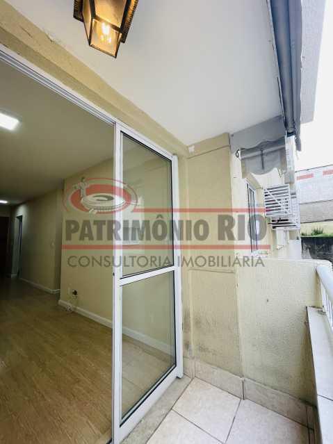 IMG_0677 - Pechincha - Jacarepaguá - 2quartos - suíte varanda - PAAP24604 - 3