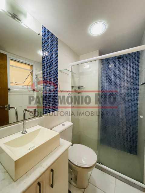 IMG_0686 - Pechincha - Jacarepaguá - 2quartos - suíte varanda - PAAP24604 - 12