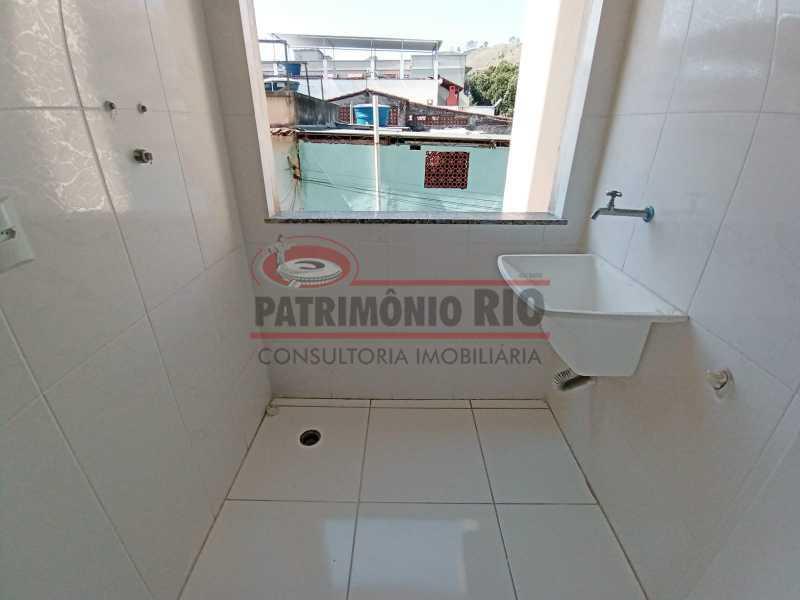 WhatsApp Image 2021-08-25 at 1 - Apartamento 2 quartos à venda Vaz Lobo, Rio de Janeiro - R$ 172.400 - PAAP24609 - 13