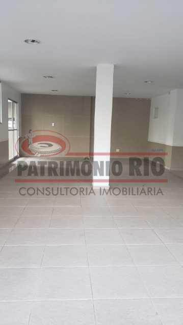 SALÃO DE FESTAS - apartamento 3 quartos - PAAP31180 - 19