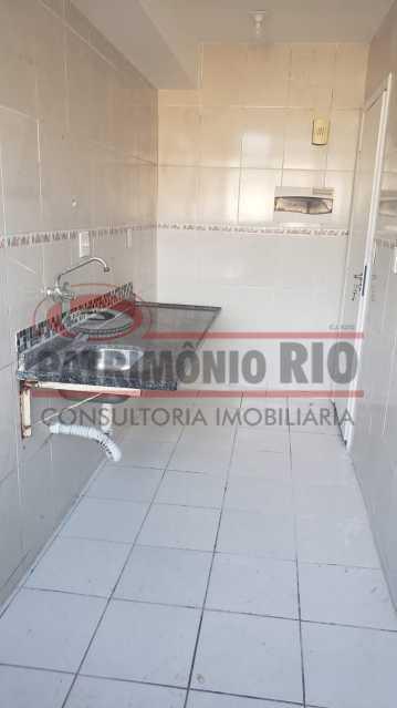 cozinha - apartamento 3 quartos - PAAP31180 - 24