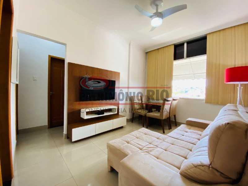 621124439952743 - Bonsucesso, apartamento 2 quartos, 1 vaga e elevador - PAAP24618 - 1