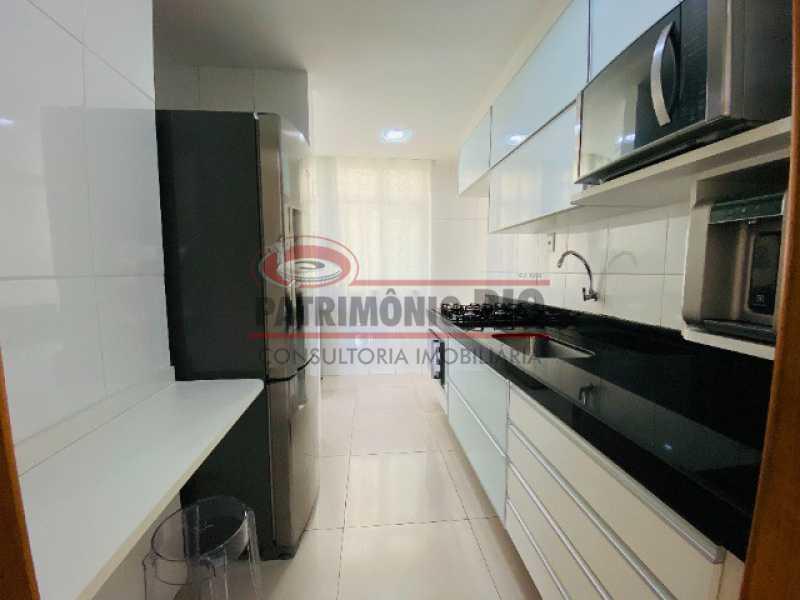 623131912138633 - Bonsucesso, apartamento 2 quartos, 1 vaga e elevador - PAAP24618 - 3