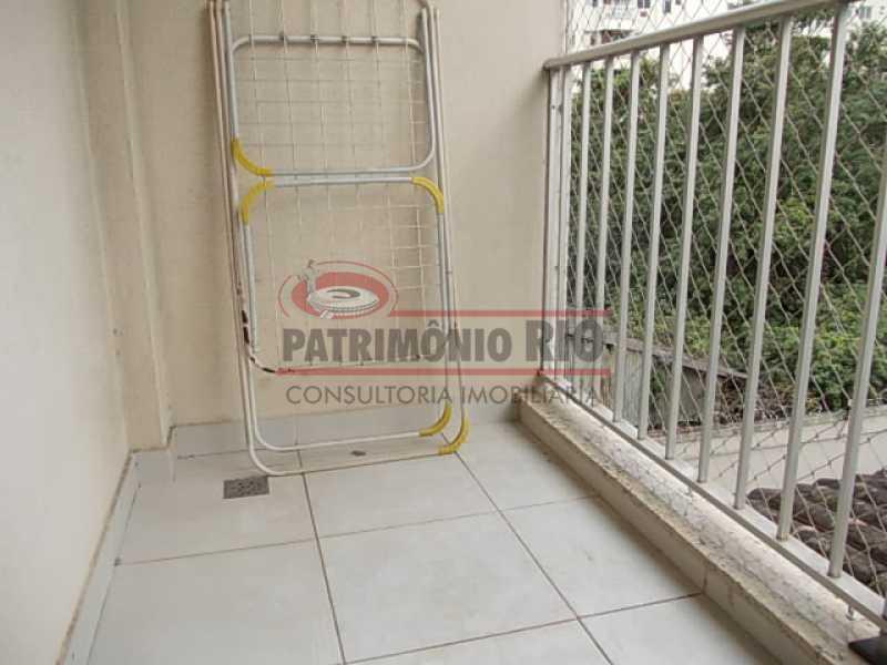 DSCN0021 - Apartamento 2quartos, (1suite) - PAAP24622 - 22