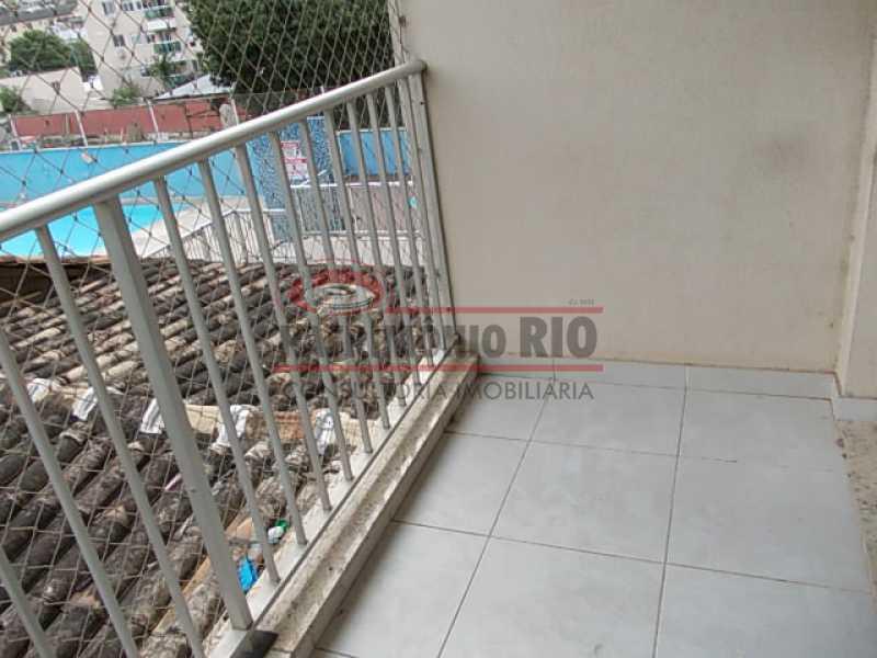 DSCN0022 - Apartamento 2quartos, (1suite) - PAAP24622 - 1