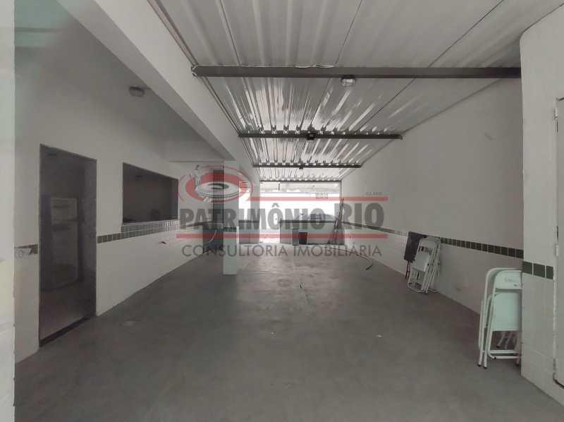 3 - Casa de Condomínio, Pça Seca, 2suites, terraço e Financiando. - PACN20147 - 21