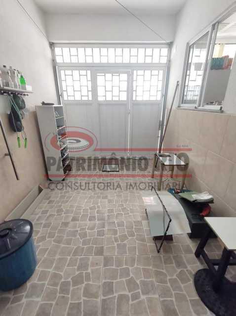 4 - Casa de Condomínio, Pça Seca, 2suites, terraço e Financiando. - PACN20147 - 3