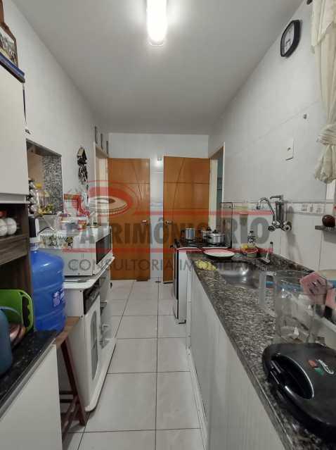 6 - Casa de Condomínio, Pça Seca, 2suites, terraço e Financiando. - PACN20147 - 18