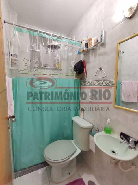 8 - Casa de Condomínio, Pça Seca, 2suites, terraço e Financiando. - PACN20147 - 26