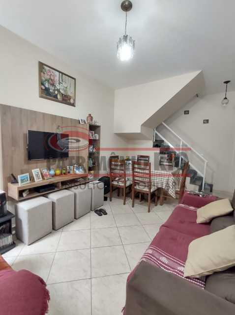 9 - Casa de Condomínio, Pça Seca, 2suites, terraço e Financiando. - PACN20147 - 5