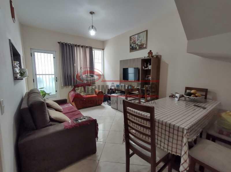 11 - Casa de Condomínio, Pça Seca, 2suites, terraço e Financiando. - PACN20147 - 6