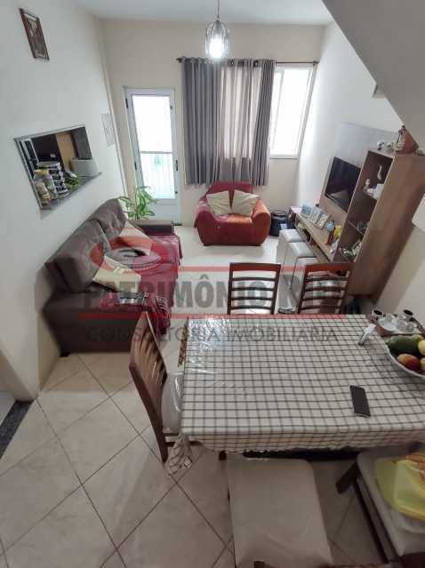 12 - Casa de Condomínio, Pça Seca, 2suites, terraço e Financiando. - PACN20147 - 7