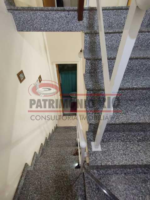 13 - Casa de Condomínio, Pça Seca, 2suites, terraço e Financiando. - PACN20147 - 8