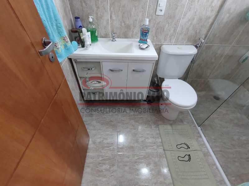 14 - Casa de Condomínio, Pça Seca, 2suites, terraço e Financiando. - PACN20147 - 19