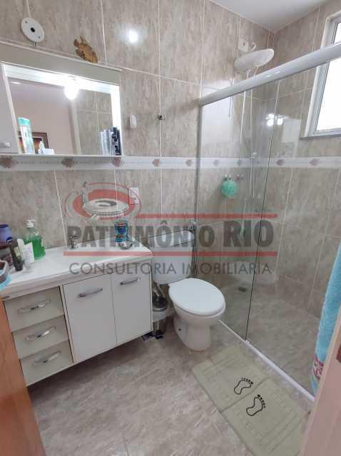 15 - Casa de Condomínio, Pça Seca, 2suites, terraço e Financiando. - PACN20147 - 11