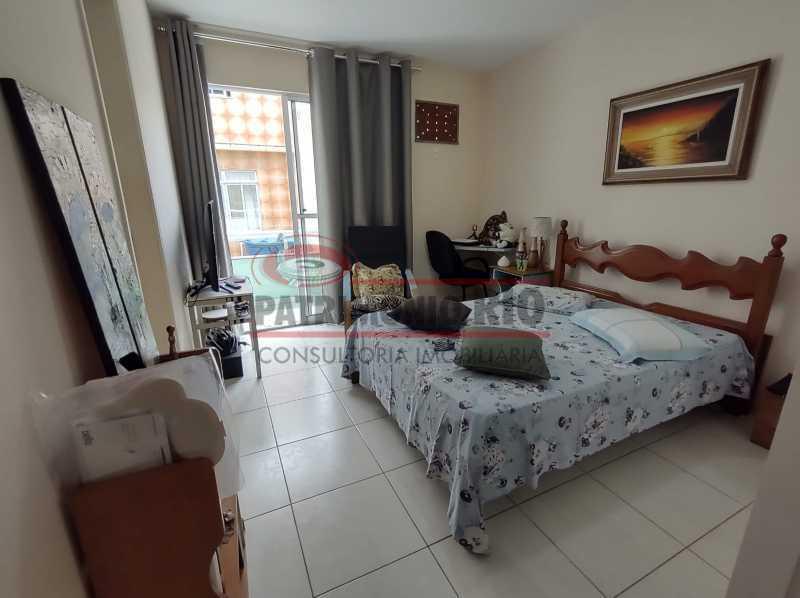 16 - Casa de Condomínio, Pça Seca, 2suites, terraço e Financiando. - PACN20147 - 9