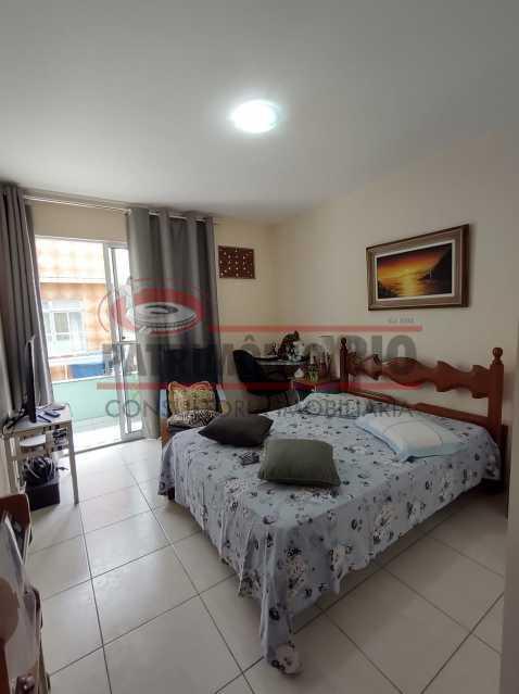 17 - Casa de Condomínio, Pça Seca, 2suites, terraço e Financiando. - PACN20147 - 23