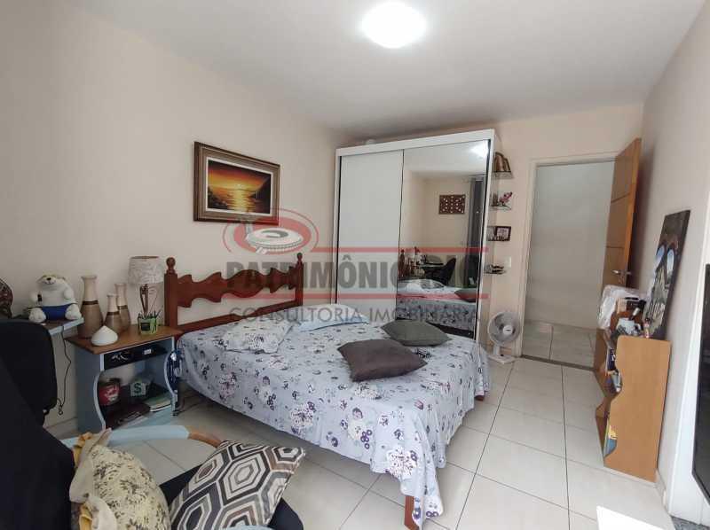 18 - Casa de Condomínio, Pça Seca, 2suites, terraço e Financiando. - PACN20147 - 10