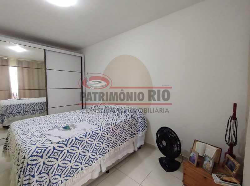 22 - Casa de Condomínio, Pça Seca, 2suites, terraço e Financiando. - PACN20147 - 14