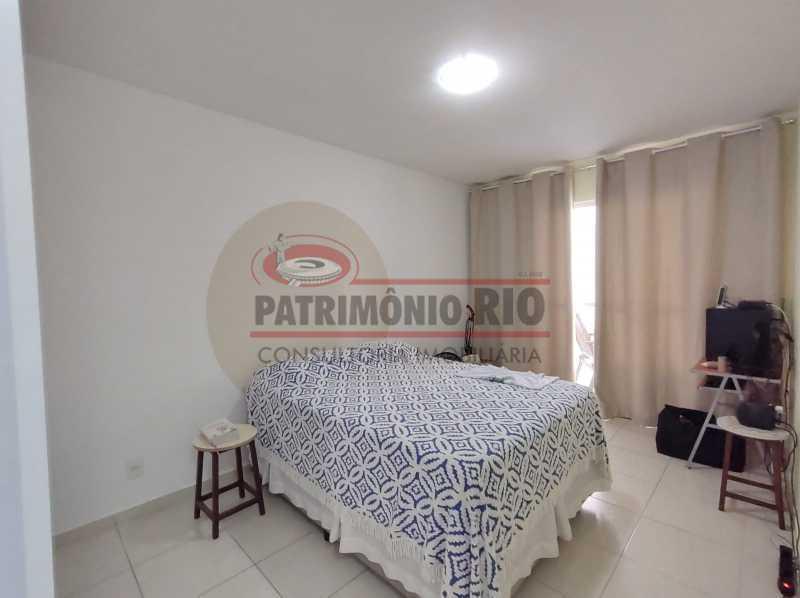 23 - Casa de Condomínio, Pça Seca, 2suites, terraço e Financiando. - PACN20147 - 13