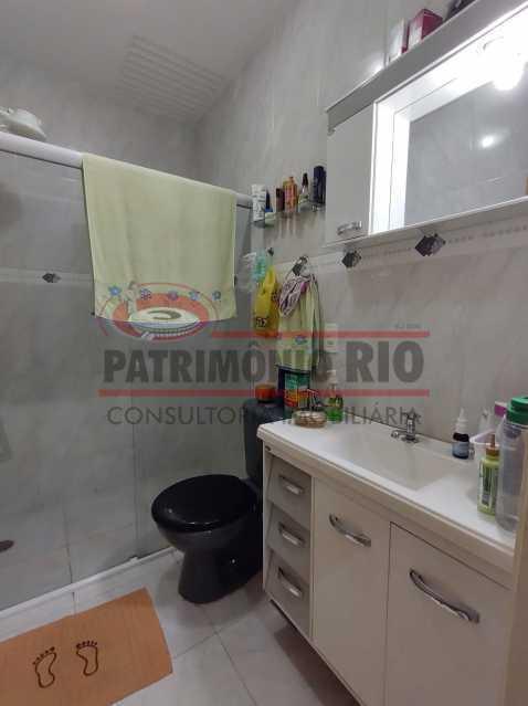 24 - Casa de Condomínio, Pça Seca, 2suites, terraço e Financiando. - PACN20147 - 24