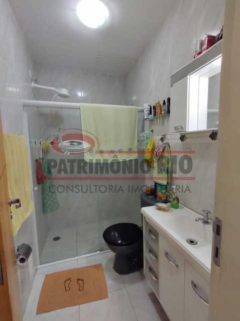 25 - Casa de Condomínio, Pça Seca, 2suites, terraço e Financiando. - PACN20147 - 16