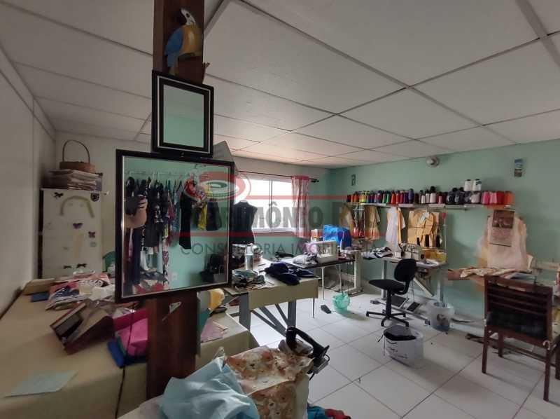 26 - Casa de Condomínio, Pça Seca, 2suites, terraço e Financiando. - PACN20147 - 20