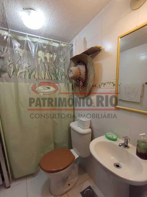 27 - Casa de Condomínio, Pça Seca, 2suites, terraço e Financiando. - PACN20147 - 27