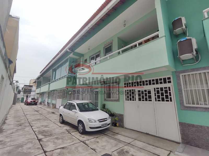 ff988c11-7075-4928-b774-acb406 - Casa de Condomínio, Pça Seca, 2suites, terraço e Financiando. - PACN20147 - 22