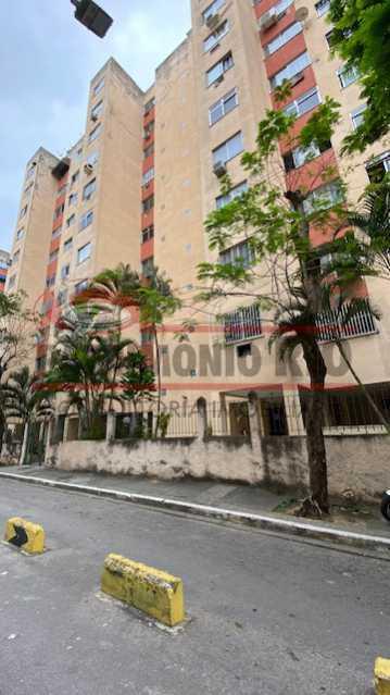 IMG_9997 - Ótimo apartamento 2 quartos condomínio - PAAP24628 - 14