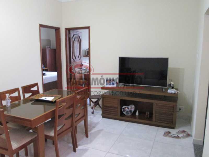 IMG_1520 - Apto tipo casa 3 quartos com dependência completa e garagem - PAAP31184 - 1