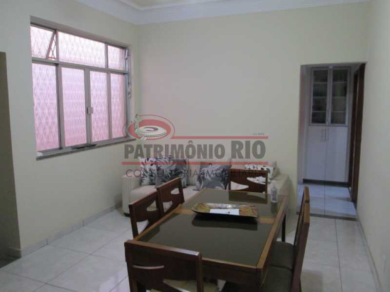 IMG_1521 - Apto tipo casa 3 quartos com dependência completa e garagem - PAAP31184 - 4